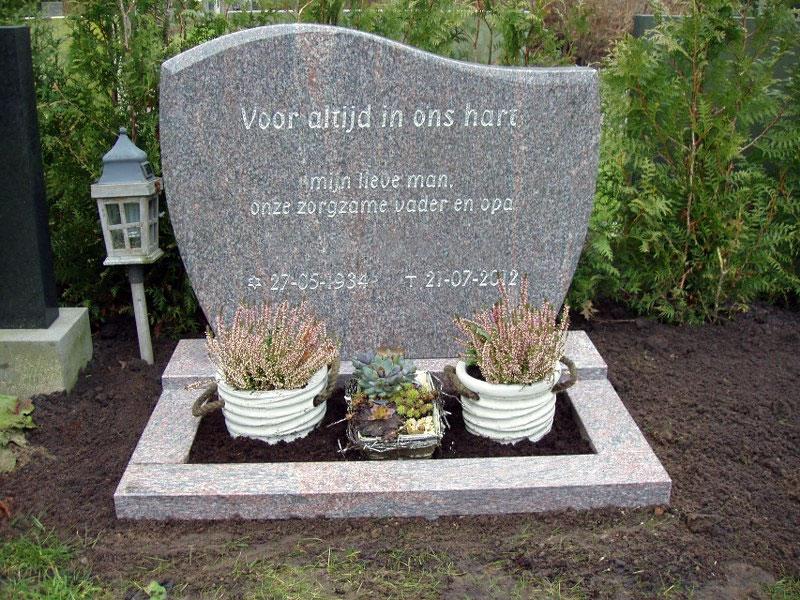 urn grafsteen
