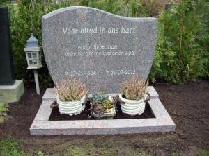 grafstenen duur?