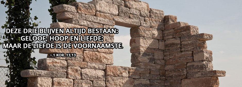 Bijbelteksten grafsteen
